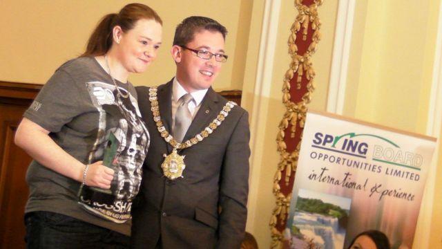 20110921 UN Day of Peace Belfast