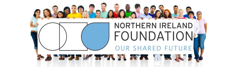 NIFoundation Logo - Our Shared Future