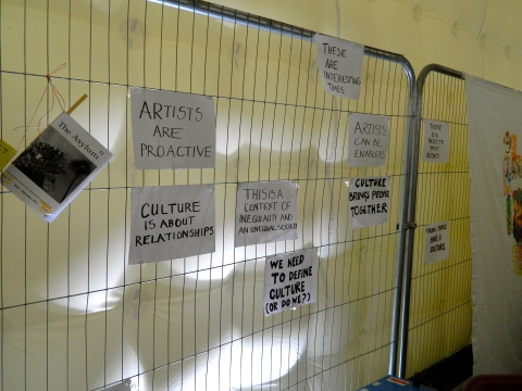 City (Re)Searches questions the role of Cultural Agency