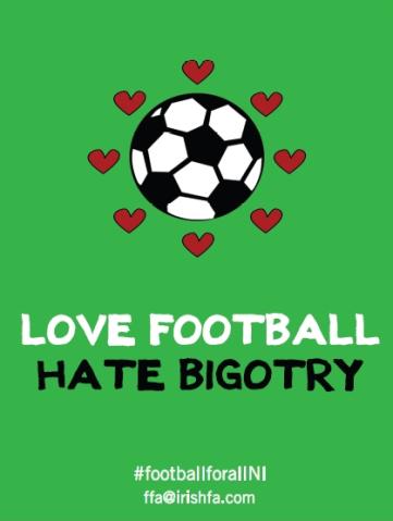 lovefootballhatebigotry