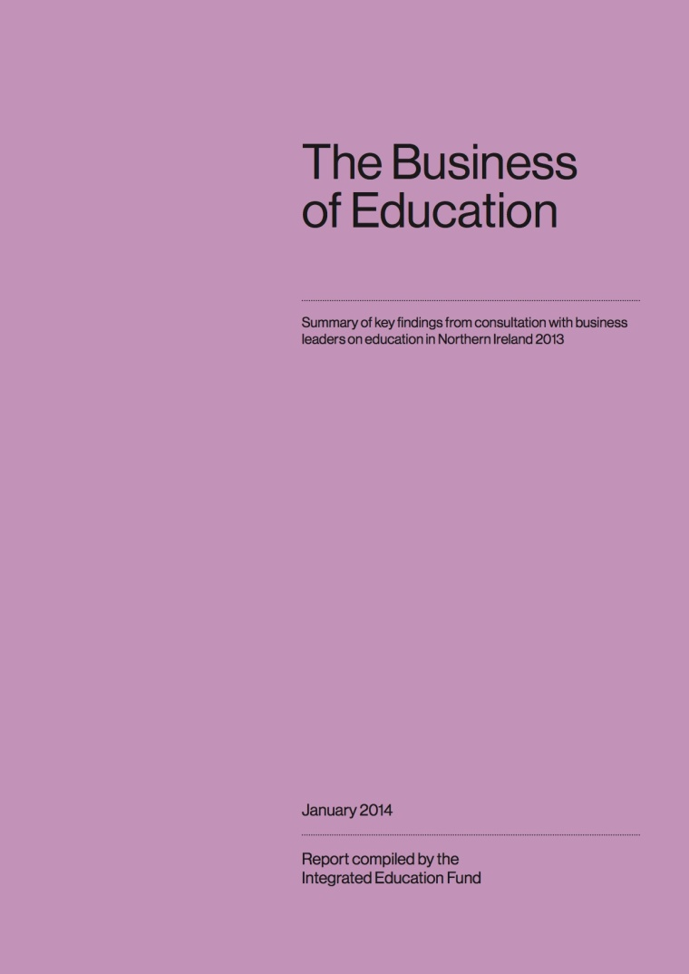 20140324 IEF Business Education