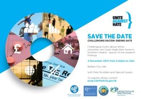 NIF 20141104 Unite Against Hate