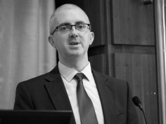 Steven McCAFFERY (The Detail) @SMcC_TheDetail @TheDetailTV. Conference: One Place - Many People, Community Relations Council, Stormont Hotel, Belfast, Northern Ireland. @NI_CRC #CRWeek15