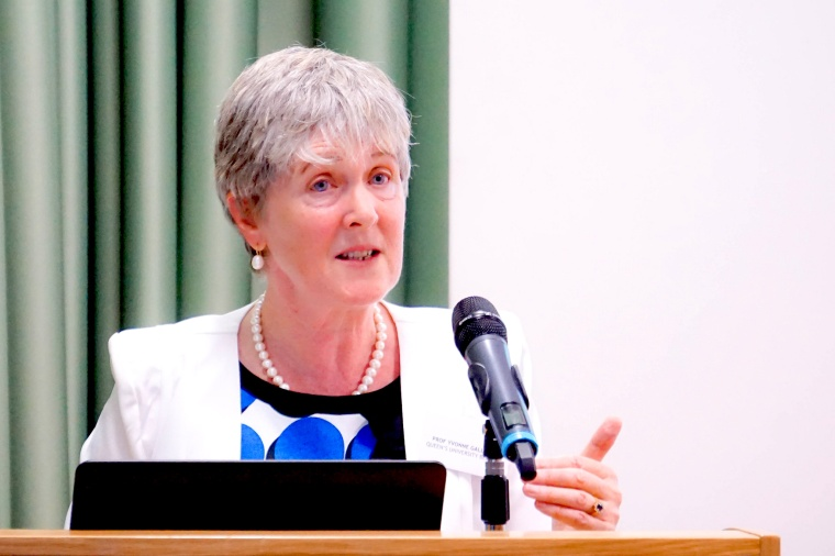 Professor Yvonne GALLIGAN