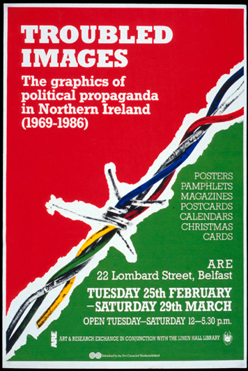 Troubled Images Exhibition 1986