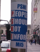 PSNI: People Should Not Inform