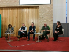 Panel discussion: Lisa ANDERSON, Colin DAVIDSON, Niall KERR, Philip ORR, and Katy RADFORD