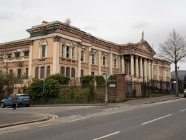 Crumlin Road Courthouse.
